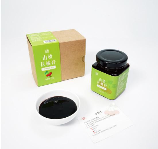 山楂茯橘膏研发背景、生产工艺、产品卖点及产
